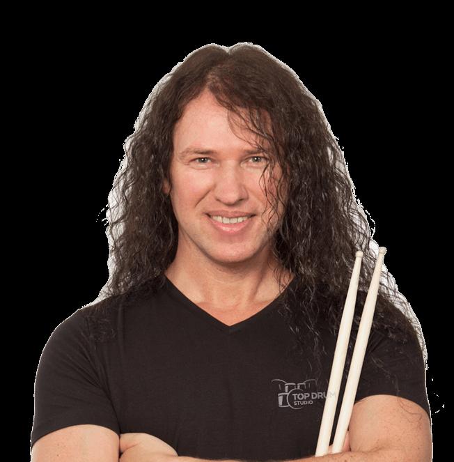 Schlagzeug Lehrer Roland Depner